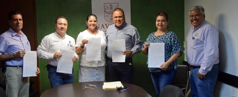 Suscribe Convenio AyuntamientoCon Sindicato Para Apoyar Estudios Universitariosde sus trabajadores