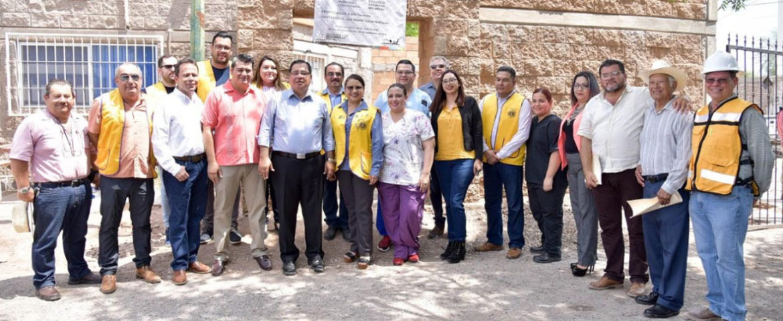 Continúa Alcalde De Cajeme Con La Puesta En Marcha De Obras Sociales
