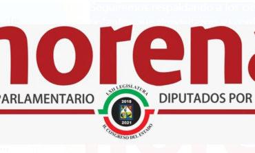 Presenta Grupo Parlamentario De Morena Mayor Trabajo Legislativo E Iniciativas De Ley Durante El Primer Período Ordinario
