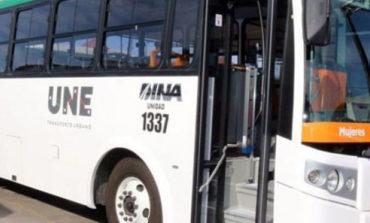 Establecen rutas y camiones del transporte para la noche del Grito de Independencia
