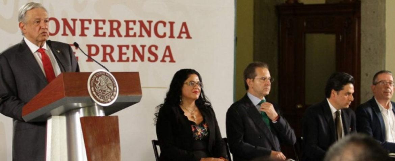 No hay investigaciones contra expresidentes, reitera López Obrador