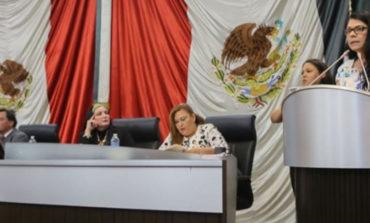Presenta Ante El Pleno Ernestina Castro Reforma A La Ley Orgánica Cuatro De La Universidad De Sonora