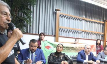 Se Reúne Yumiko Palomarez Y Norberto Ortega Con Integrantes De La Coalición Nacional De Jubilados Y Pensionados.