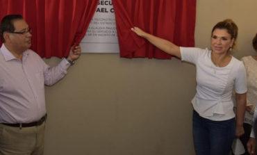 Alcalde Y Gobernadora Inauguran Las Instalaciones Modernas De La Secundaria José Rafael Campoy