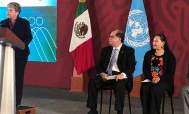 'México entiende que la pobreza no es aritmética'