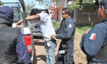 Captura Policía Municipal A 5 Personas En El Mes De Septiembre, Presuntamente Involucrados En 20 Asaltos A Comercios