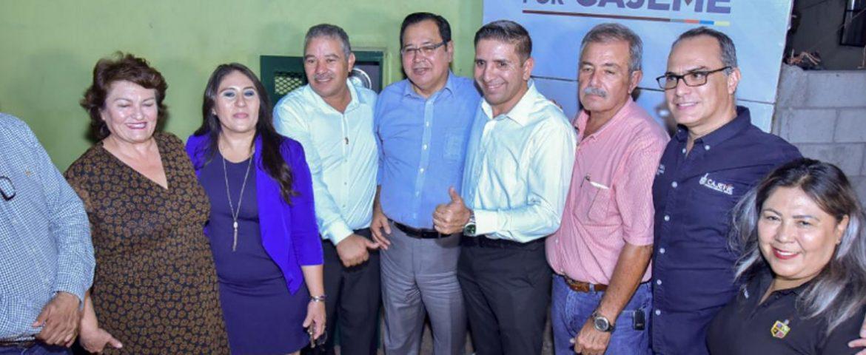 Enciende Alcalde Mariscal Alvarado Nuevas Luminarias Donadas A Vecinos De Urbi Villa Del Real