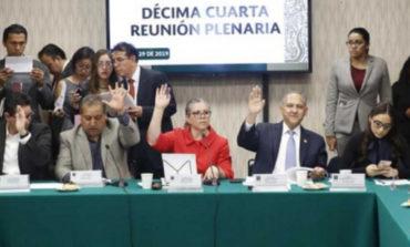 Avanza en San Lázaro recorte del 50% a partidos