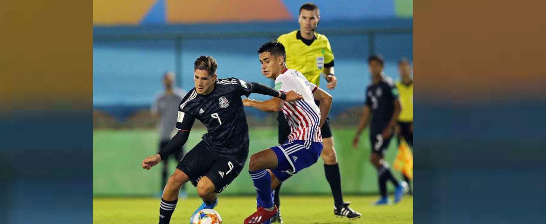 Tri sub 17 debuta con empate en el Mundial
