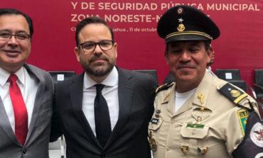 Participa Mariscal Alvarado En Segunda Conferencia Regional De Seguridad De Las Diez Entidades Norteñas De México