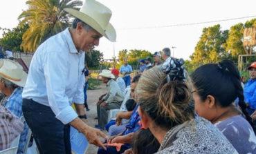 Techara Ayuntamiento 100 Casas en El Sapo