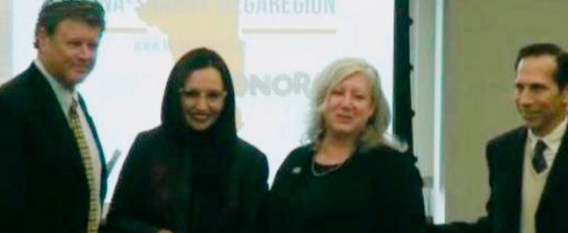 Premian modelo de la Megarregion en Washington