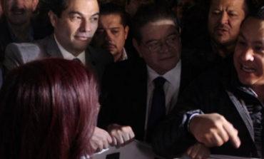 Se equivocaron de ventanilla, no es aquí: López Obrador a alcaldes