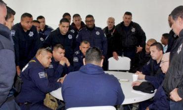 Capacitarán A Policías Municipales En Materia De Derechos Humanos Y Responsabilidad Administrativa
