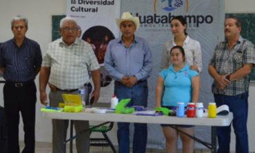 Realizan evento cultural El Jolgorio en el CAM #9