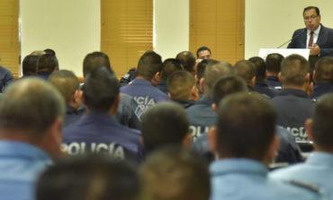 Profesionalización Y Evaluación De Elementos De La Policía Municipal, Prioridad De Este Gobierno Municipal: SPMA