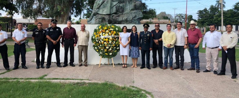 Conmemora Ayuntamiento 49 Aniversario Luctuoso Del General Lázaro Cárdenas Del Río