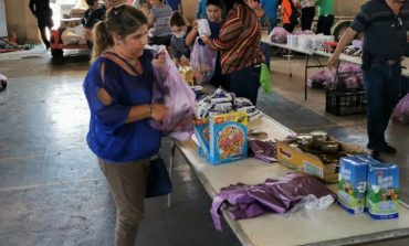Ayuntamiento sigue trabajando en entrega de apoyos a familias después fenomenos naturales