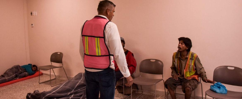 Dif Cajeme Protege Del Frío A Personas En Situación De Calle