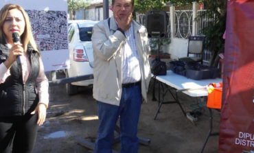 Da Diputada Diana Platt Banderazo A Obras De Pavimentación A Calles Del Tianguis Los Olivos