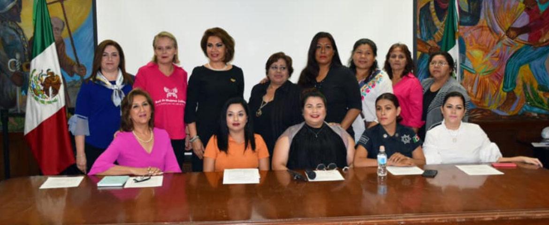 Con Caminata Y Acciones Preventivas Conmemorarán Día Internacional De La No Violencia Contra La Mujer