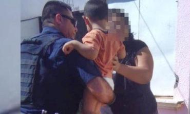 Localiza Policía Municipal A Madre De Menor Extraviado En Villa Bonita