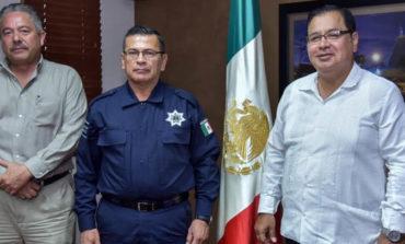 Toma Posesión Francisco Cano Castro Como Director Operativo De La SSPM