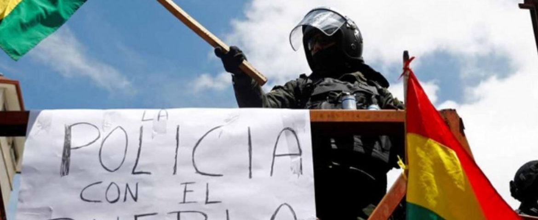 Evo denuncia a 'grupos violentos' de intento de Golpe de Estado