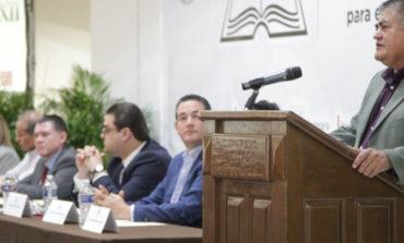 Realiza Con Éxito Martín Matrecitos Foro Estatal De Armonización De La Ley General De Archivos