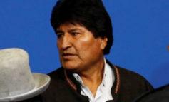 Recibe Asamblea de Bolivia carta de renuncia de Morales