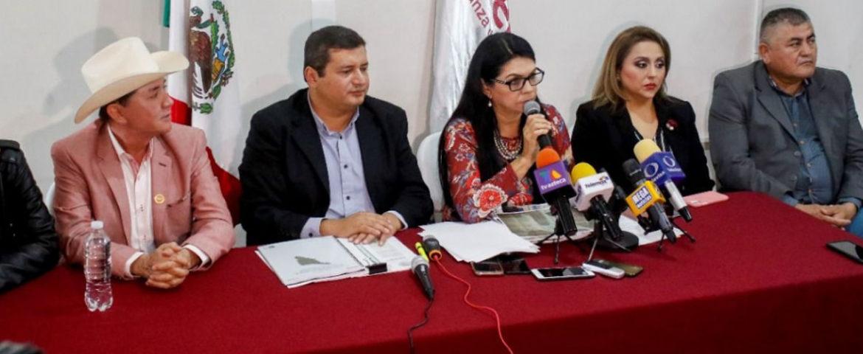 Morena Rechaza Contratación De Deuda Y Se Pronuncia Por Un Presupuesto Austero, Racional Y Eficiente Para El Estado De Sonora