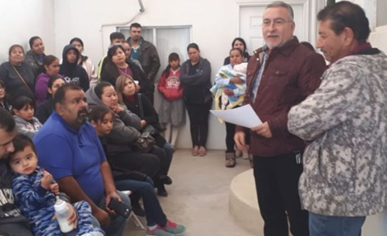 Impulsa diputado Montes Piña, becas de primaria y secundaria en San Luis Río Colorado