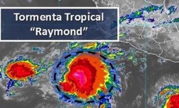 """Emiten Alerta Azul en Sonora por Tormenta Tropical """"Raymond"""""""