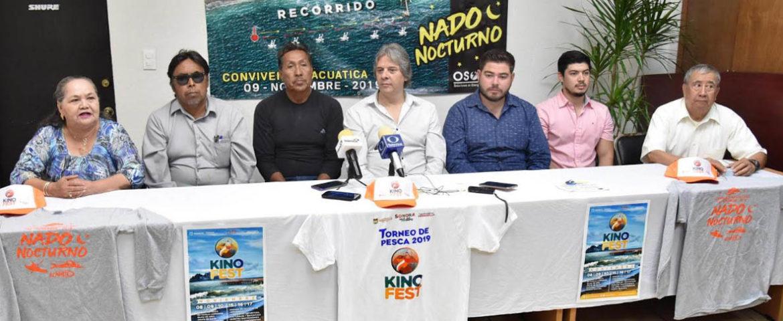 Arranca sus actividades el Kino Fest 2019 este fin de semana