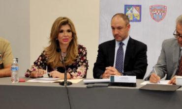 Acuerdan Gobiernos de Sonora, Chihuahua y Federal medidas que mejoren la coordinación y el trabajo efectivo de las corporaciones policiacas