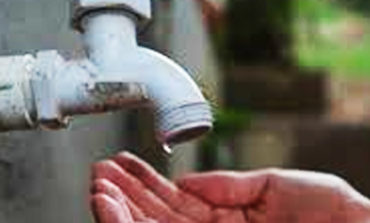 Suspenderan Servicio de Agua Potable