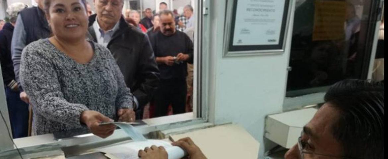 Inicia Isssteson pago de aguinaldo a Jubilados y Pensionados
