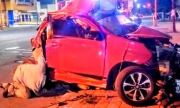 Deja dos muertos accidente en la Miguel Alemán