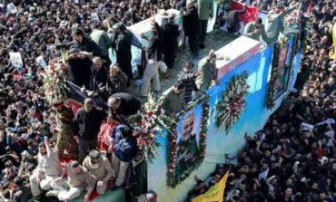 40 Muertos Y 213 Heridos Por Estampida En Funeral Del General Iraní Soleimani