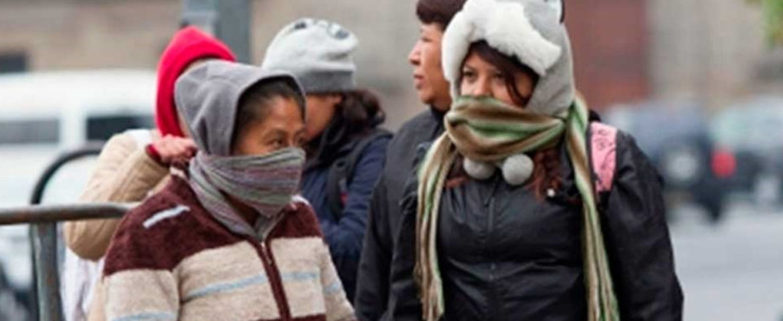 Por frío retrasarán horario de clases en 13 municipios este viernes