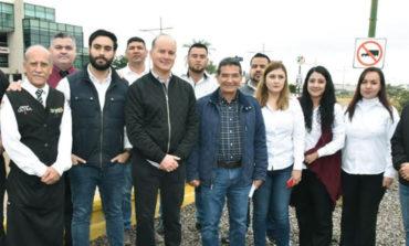 """Se suma """"Palominos"""" al programa Transforma un Bulevar del Ayuntamiento de Hermosillo"""