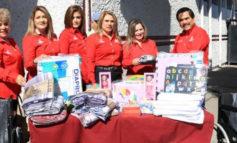 Entrega Director de Isssteson ambulancias en Navojoa y Ciudad Obregón