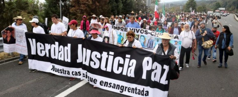 Agenda impide a AMLO recibir a Muñoz Ledo y marcha por la paz