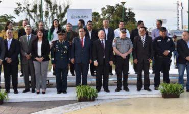 Encabeza Alcalde Mariscal Alvarado Desfile Cívico Por El Día De La Bandera