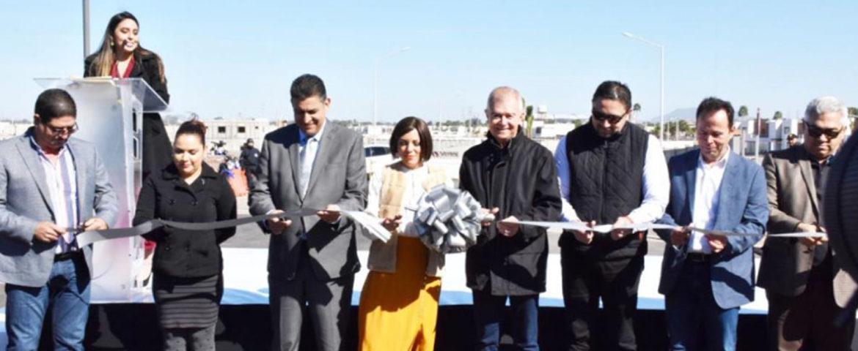 Ayuntamiento Y Vertex Coadyuvan Para Mejorar La Movilidad Urbana En Norponiente De La Ciudad