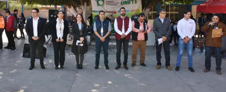 """Llevan """"Ruta De La Juventud"""" A Alumnos Del CEBACH"""