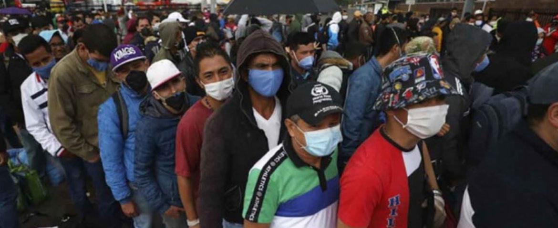 Ya hay más de 450 mil casos de coronavirus en el mundo
