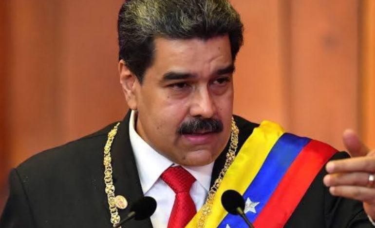 Quince Millones De Dolares Por Maduro Ofrece Eu, Lo Acusan De Narcoterrorismo