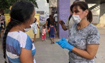 Visitan Sara Valle, DIF y Desarrollo Social, Fátima