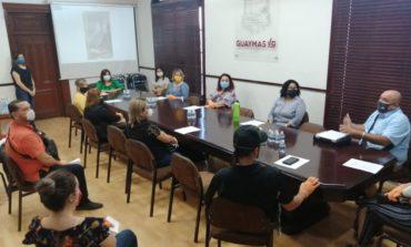Fructífera reunión de estilistas y peluqueros con la alcaldesa de Guaymas